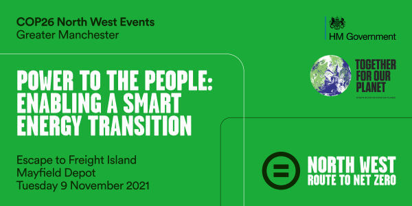 Power To The People: Enabling A Smart Energy Transition